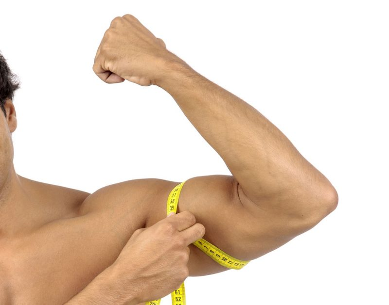 Are we losing muscle mass while fasting?