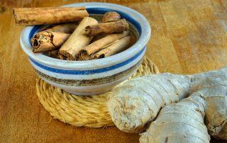 ginger and cinnamon health benefits