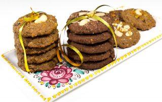 Gluten Free Cardamom Orange Cookies