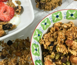 Homemade-Healthy-Granola