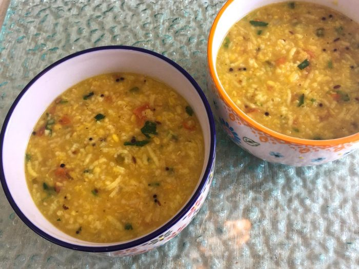 Kitcheri Indian Porridge