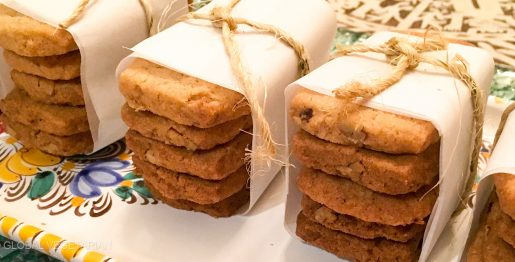 lemon pecan shortbread