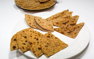 Indian Flatbreads (Roti)