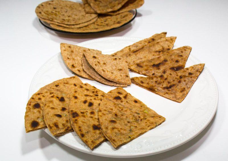 Indian Flatbreads (Roti)