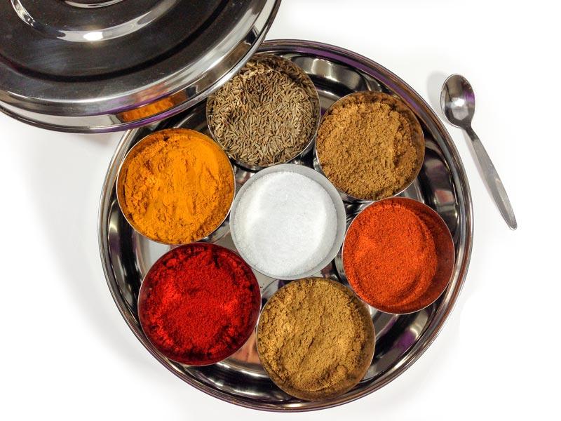 spice box dabba