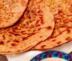 indian flatbread recipe