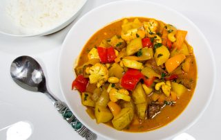 Massaman Curry (Vegan)