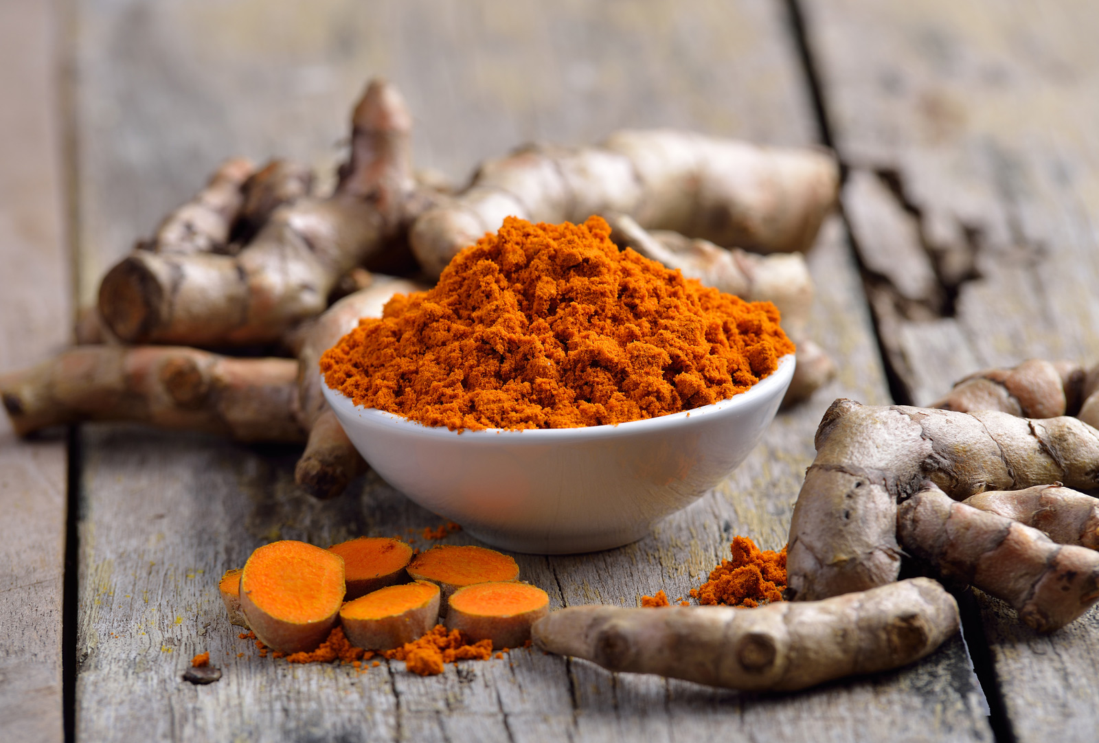 turmeric antioxidants